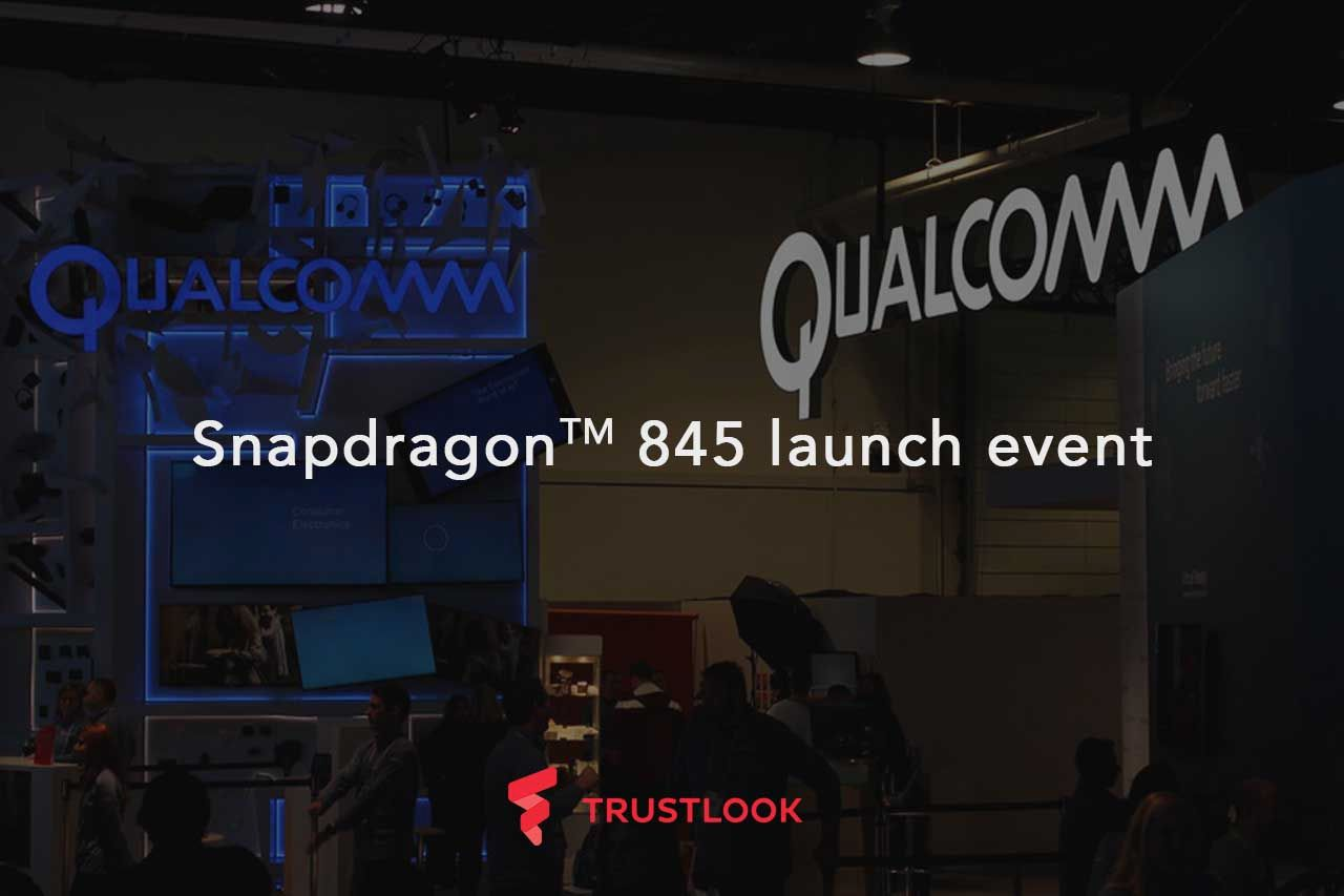 Trustlook security demo wows audience at Qualcomm launch event