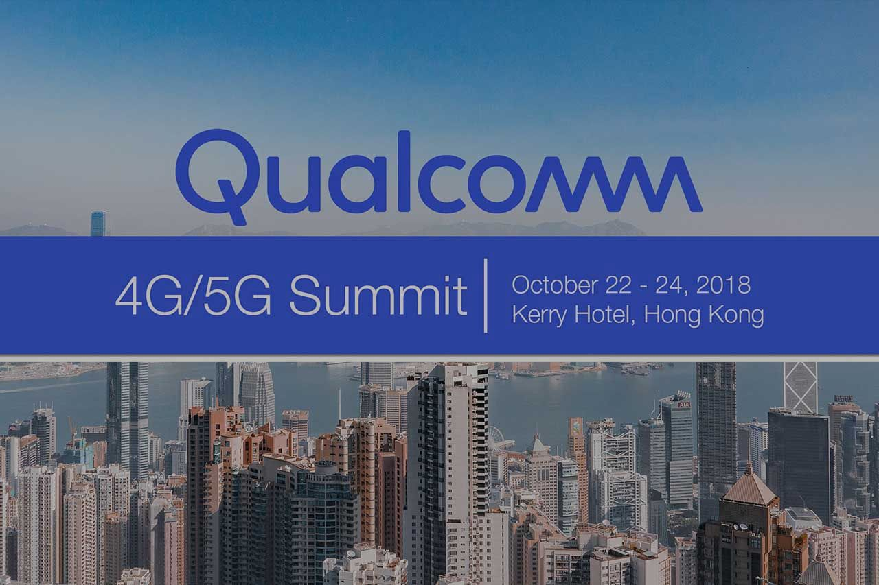 Trustlook at Qualcomm's 5G Summit in Hong Kong