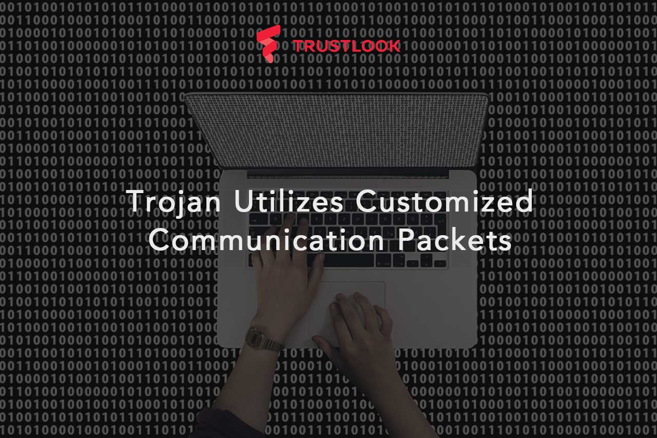 Trojan Utilizes Customized Communication Packets to Target Korean Speaking Users