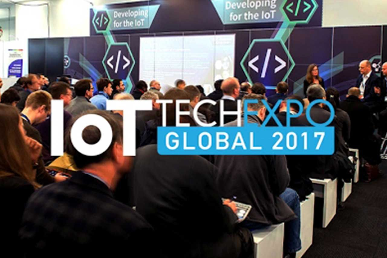 Thank you for visiting us at IoT Expo Las Vegas
